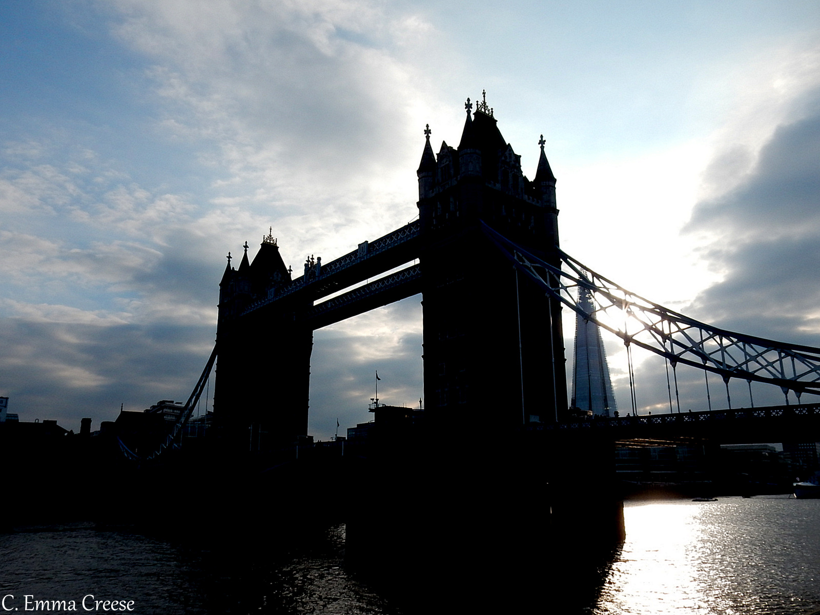 Tower Bridge and the Tower Hotel (by the Guoman team)