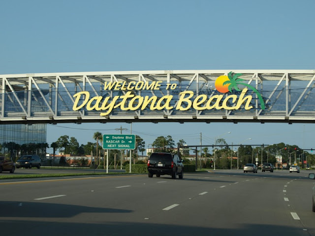 Gate of Daytona Beach