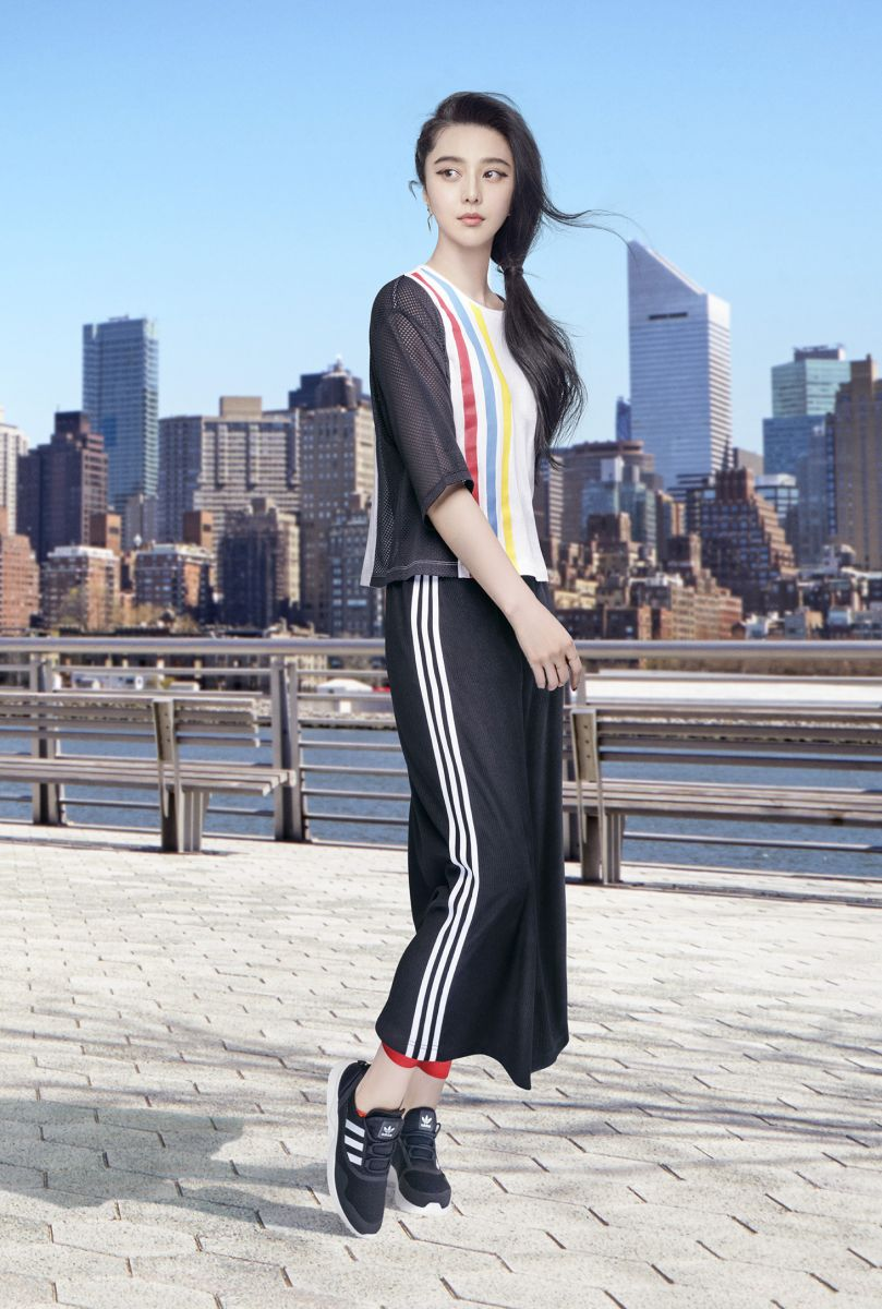 6e5a4304b5cd WAGs and Sport Beauties  Fan Bingbing - Josh Olins Campaign for ...