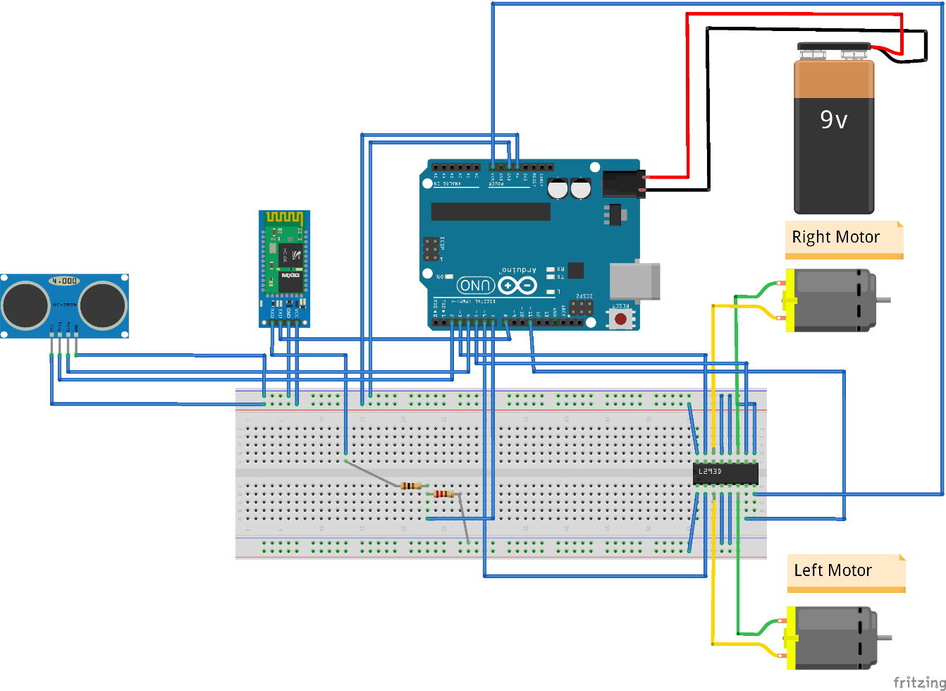 Arduino CNC Kit with UNO R3 4 x A4988 Drivers