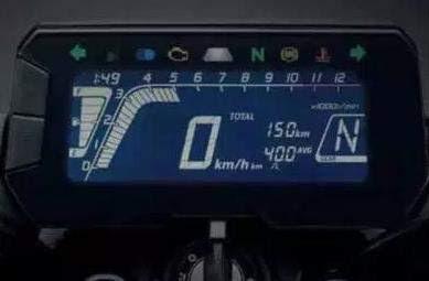Spedometer_Honda_CB150SS_Racer