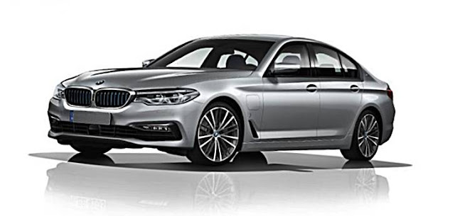 2017 BMW G30 530e iPerformance Plug-in Hybrid