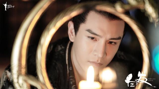 princess silver tragic romance Jing Chao