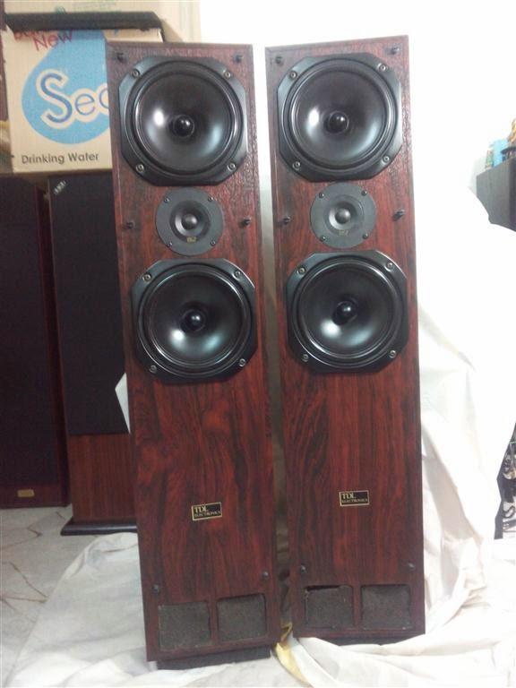 Drife Audio's Gallery - USJ Malaysia: TDL RTL 3 floor speakers