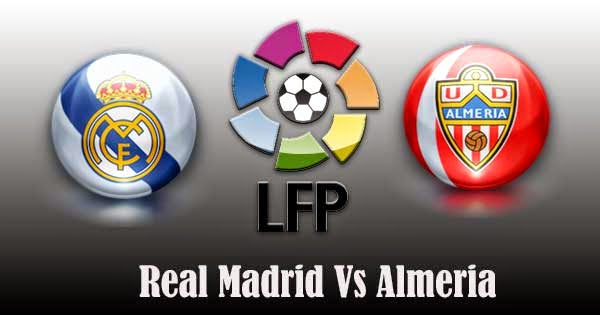 Real Madrid vs Almeria