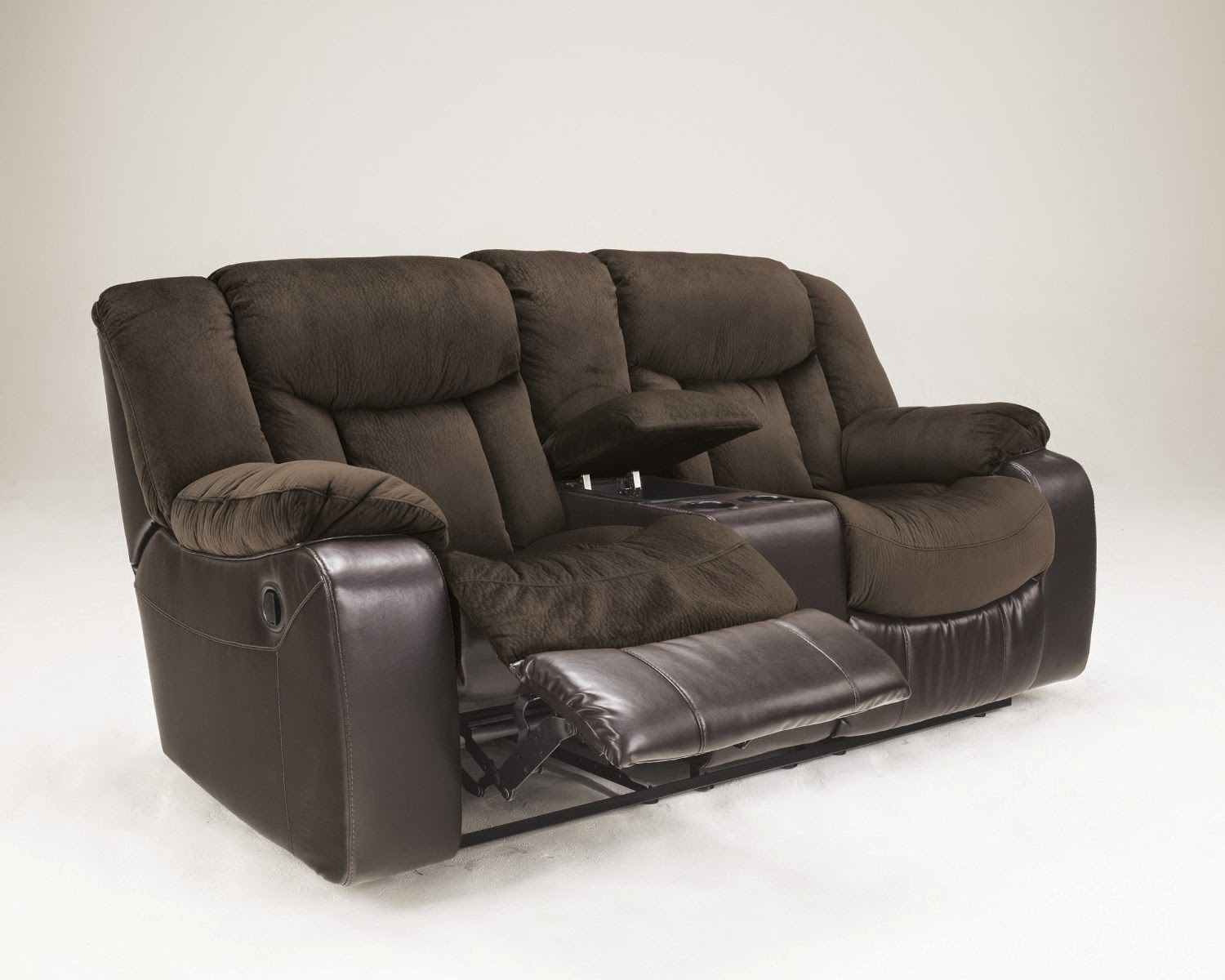 best place to buy sectional sofa ikea kivik cover washing where is the recliner ashley faux