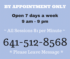 Scroll down to bottom of this page, for an appointment.
