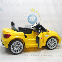 Pliko PK8400N BMW Battery Toy Car
