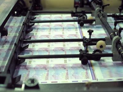 Principio económico-Los precios suben cuando el gobierno imprime demasiado dinero