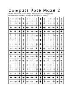 The Puzzle Den Compass Rose #2