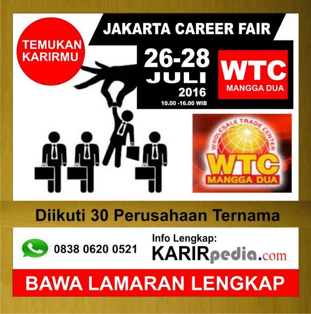 Jakarta Career Fair WTC Mangga Dua