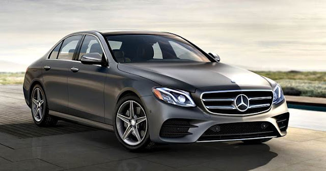Mercedes-Benz Clase E 2017 front gray