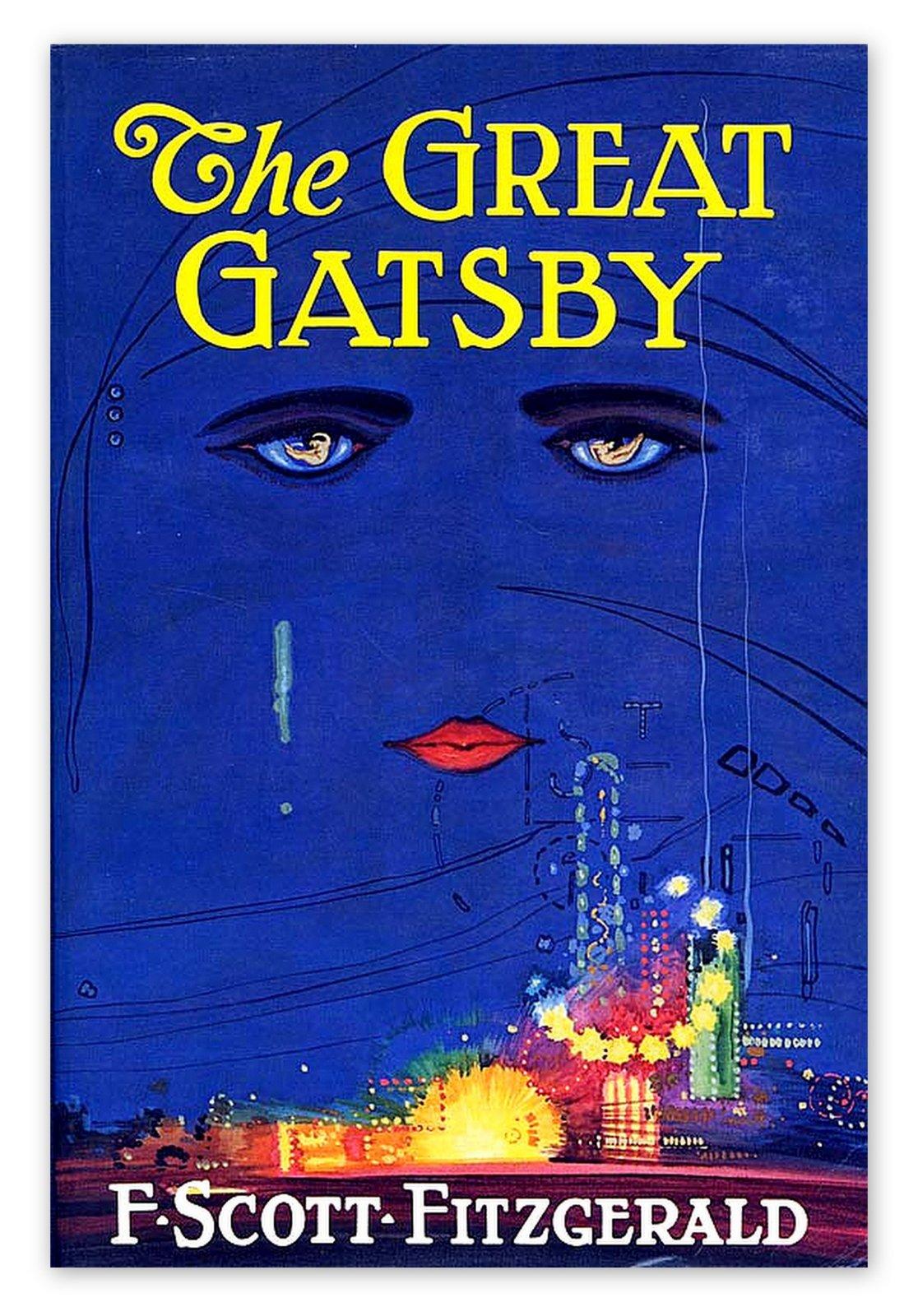 Lamina World Novels The Great Gatsby The Thirty Nine Steps