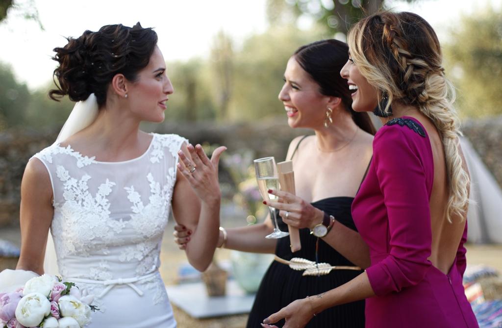 rocio, osorno, boda, diseño, vestido, wedding, novias, sevilla, diseñadora, blogger, recogido, peinado, trenza