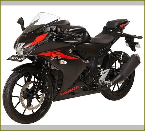 Gambar Modifikasi Motor Suzuki Gsx R150 250 400 600 750cc