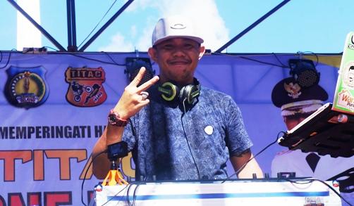 Aa..Yee...DJ Syamsirk Feat Soraya Meriahkan Pentas TITAC, Trail Adventure Selayar 2017