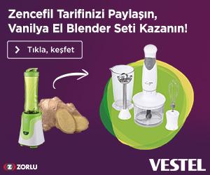 Vestel VANİLYA El Blender Seti kazan