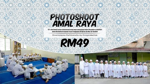 PHOTOSHOOT RAYA MURAH DAN BEST DI WHITE STUDIO MALAYSIA 2017 SAMBIL MENDERMA