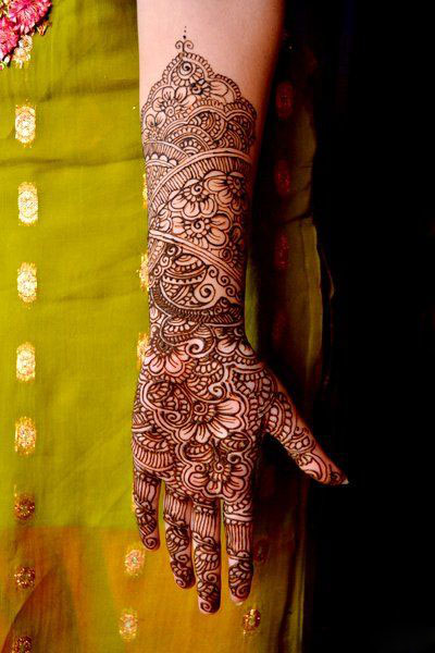 Trends Hairstyle Haircuts 2013 Beautiful Mehndi Designs