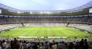 Castelão - Fortaleza - Ceará - Brasil - Copa do Mundo