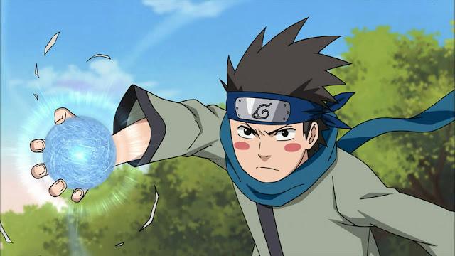 Naruto Character : Fakta dan Kumpulan Foto Konohamaru sarutobi