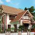 European model sloping roof 3 bedroom home 2900 square feet