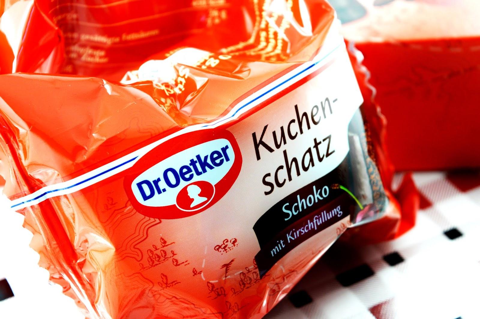 Libellchen Im Test Dr Oetker Kuchenschatze