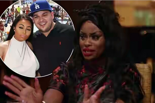 Tokyo Toni Breaks Down In Tears-As She Warns Rob Of Loosing Blac Chyna.