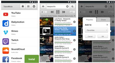 https://play.google.com/store/apps/details?id=com.tubemote.app