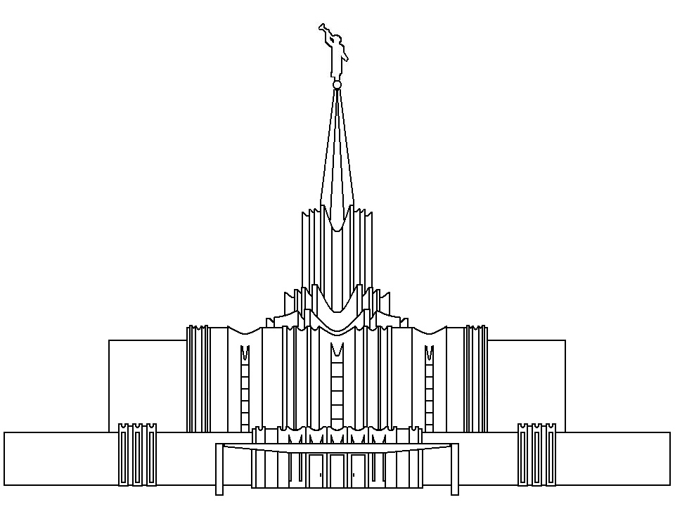 Temple Coloring Page Coloring Coloring Pages
