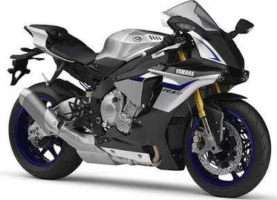 Yamaha R1 motor bermesin super ludes di Indonesia
