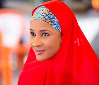 Adesua Etomi Absolutely Stunning As She Rocks The Hijab (See photos)
