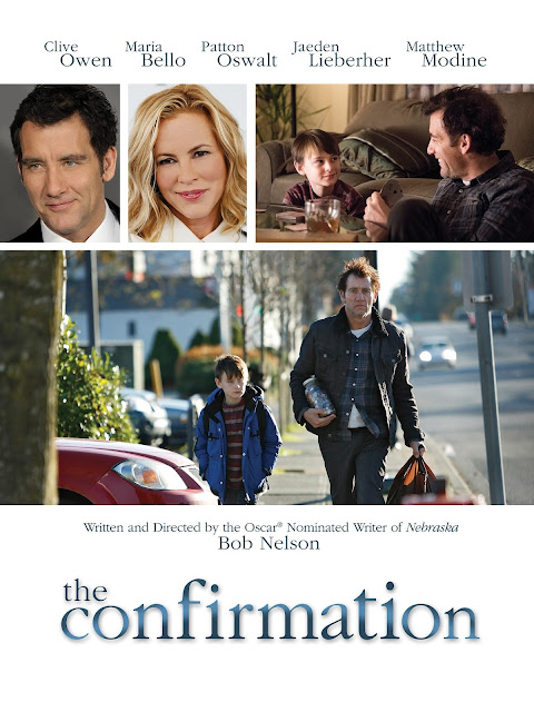The Confirmation (2016) ταινιες online seires oipeirates greek subs