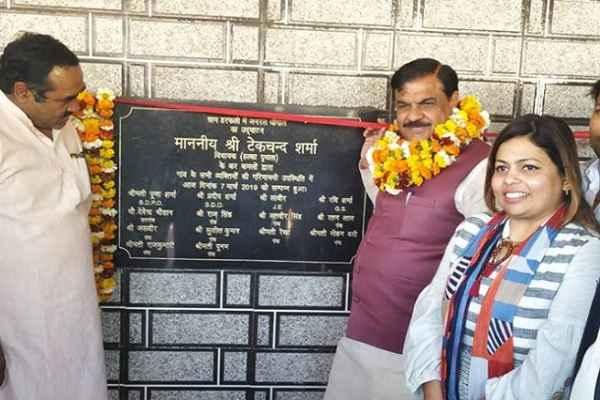 faridabad-prithla-mla-tekchand-sharma-ready-for-election-2019-news