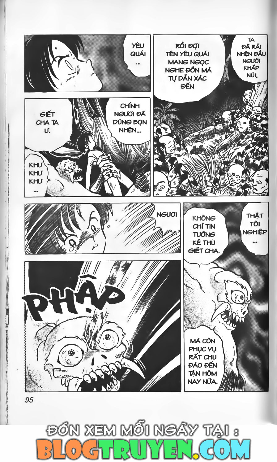 Inuyasha vol 05.5 trang 16
