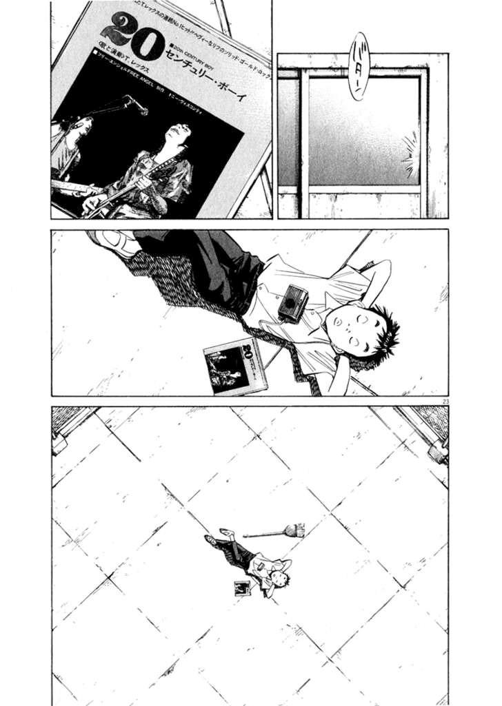 21st Century Boys chap 16 trang 22