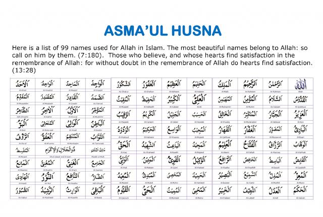 Berdoa Dengan Asmaul Husnaa | Al-Hayyu