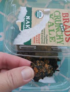 brads crunchky kale naked