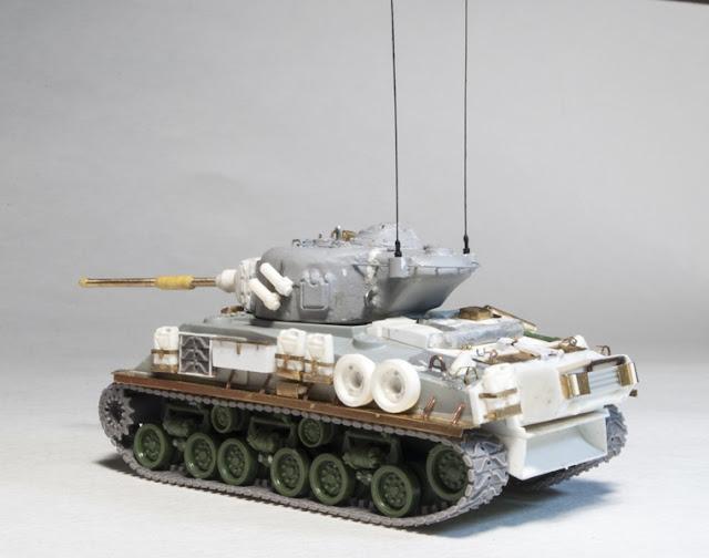 Super Sherman M50 Chile - Final - Missing-Lynx