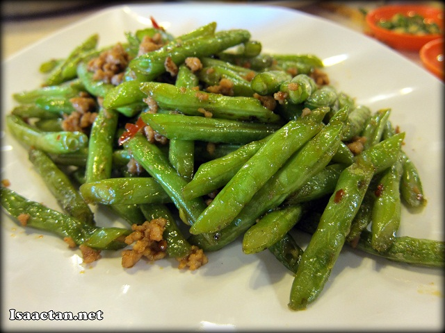 Sauteed String Beans - RM15