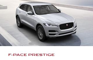 jaguar f-pace allestimento prestige prezzi prezzo