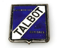 Automobilia collection Talbot