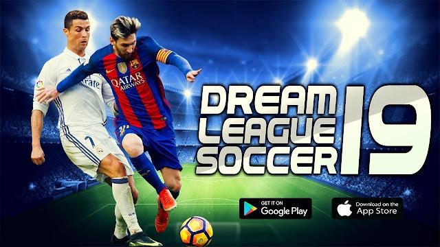 تحميل Dream League Soccer 2019 مجانا للاندرويد