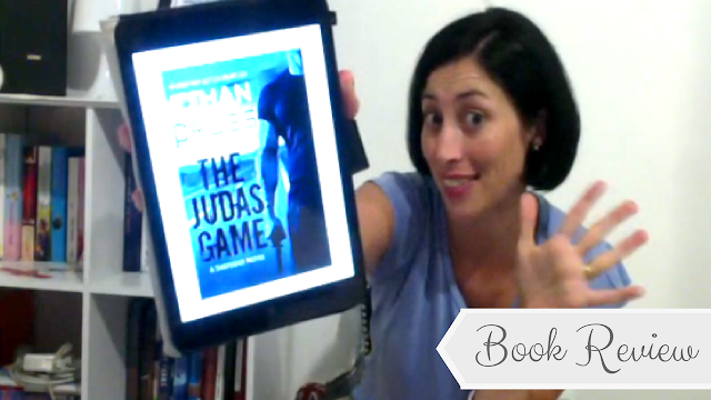 Book Review: The Judas Game by Ethan Cross