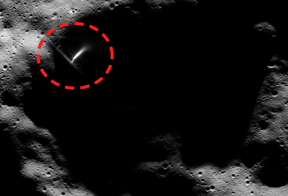 UFO SIGHTINGS DAILY: Alien Power Plant Found On Moon ...