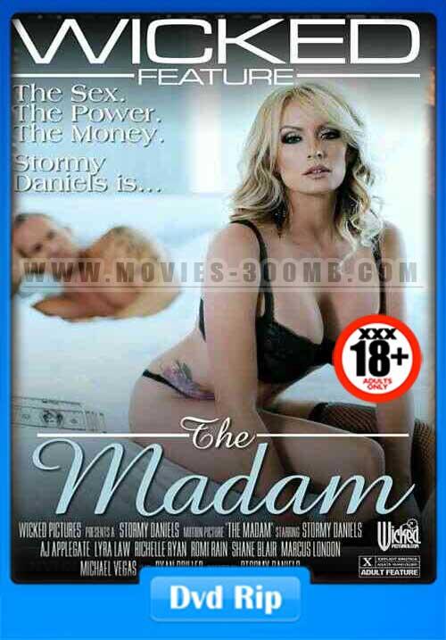 [18+] The Madam 2016 DVDRip x264 470MB xXx Poster