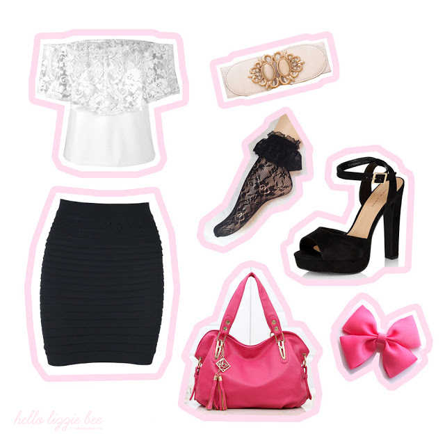 flirty sweet agejo outfit, agejo,