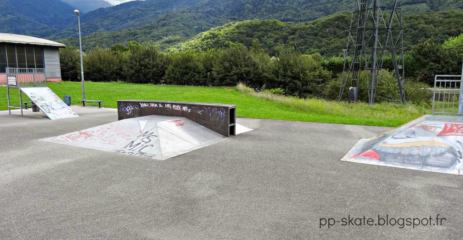 Skatepark La Bathie