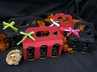 Lotes de mermelada el ababol para regalo en bodas y comuniones