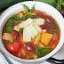 Podzimní polévky